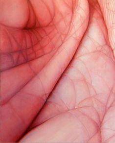 Flesh paintings by Edie Nadelhaft get under your skin | Creative Boom