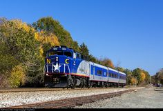 RailPictures.Net Photo: RNCX 1859 North Carolina Department of Transportation EMD F59PH at Efland, North Carolina by Trey Belton