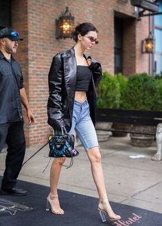 Kendall Jenner is seen on September 13 2017 in New York City