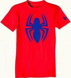 FREE Shipping! NWT! MSRP $34.99! Under Armour/Spiderman Alter Ego Shirt! Y (XL). #UnderArmour #Everyday
