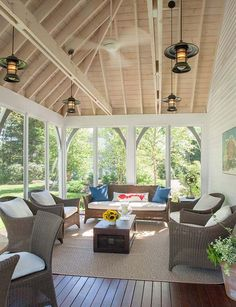 Home Remodel Apps 38 Amazingly cozy and relaxing screened porch design ideas.Home Remodel Apps 38 Amazingly cozy and relaxing screened porch design ideas Outdoor Rooms, Outdoor Living, Outdoor Decor, Screened Porch Designs, Screened Porches, Screened Porch Furniture, Front Porch, Screened In Deck, Covered Porches