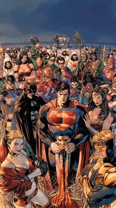 There's a new kind of crisis threatening the heroes of the DC Universe, ripped from real-world headlines by C.-operative-turned-comics-writer Tom King: How does a superhero handle PTSD? HEROES IN CRISIS (OF Marvel Dc Comics, Math Comics, Dc Comics Art, Dc Comics Superheroes, Dc Heroes, Comic Book Heroes, Comic Books Art, Comic Art, Dc Super Heroes