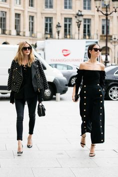 Street Style : Street looks at Haute Couture Week Fall/Winter in Paris Street Style Outfits, Autumn Street Style, Street Chic, Fall Street Styles, Paris Street, Street Wear, Summer Street, Look Fashion, Inspired Outfits