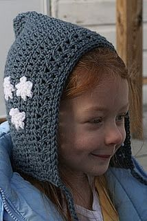 Free Crochet Cute Hat Pattern-a shout out to LOTR called Rohirrim Bonnet