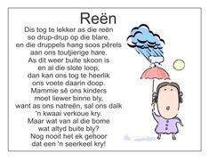 Afrikaans Is Maklik Toddler Learning Activities, Preschool Activities, Afrikaans Language, Clever Kids, Afrikaanse Quotes, Self Improvement Quotes, School Songs, Kids Poems, Teachers Aide