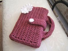 free pattern-Bible cover http://www.ravelry.com/patterns/library/bible-cover