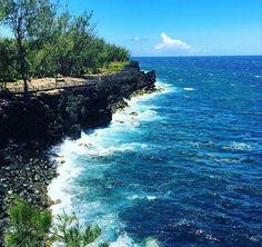 Cap méchant- Ile de la Réunion Holidays With Kids, Places Of Interest, World Traveler, Land Scape, Places Ive Been, Beautiful Places, Photos, Island, Water