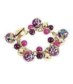 Vera Bradley Bauble Bracelet #Dillards