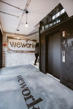 #CCWS loving this #Coworking #OfficeDesign #OfficeFitout and #OfficeRefurbishment