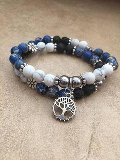 Aromatherapy Techniques And Strategies For Chess Lava Bracelet, Chakra Bracelet, Gemstone Bracelets, Bracelet Making, Gemstone Jewelry, Beaded Jewelry, Jewelry Bracelets, Handmade Jewelry, Jewellery