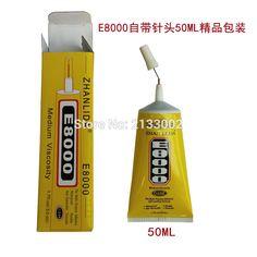 2.49$ (Buy here: http://alipromo.com/redirect/product/olggsvsyvirrjo72hvdqvl2ak2td7iz7/32645096884/en ) High Quality E8000 Glue 50ml Multipurpose Adhesive Epoxy Resin Diy Jewelry Fix Touch Screen Glue  for just 2.49$