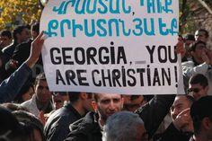 Georgia no se pronunciaría por los 100 años del Genocidio   Soy Armenio