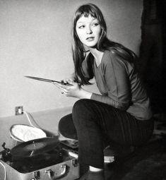 Marina Vlady, 1950's.