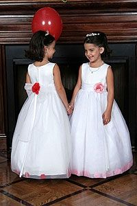 Flower Girl Dresses -Sweetie Pie Collection- Flower Girl Dress / Communion Style 257