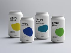 Simply™ water on Behance