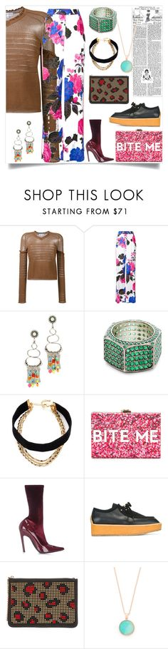 """""""fall fashion"""" by denisee-denisee ❤ liked on Polyvore featuring Carven, MSGM, DANNIJO, Joanna Laura Constantine, Lacey Ryan, Milly, Balenciaga, STELLA McCARTNEY, Les Petits Joueurs and Bronzallure"""