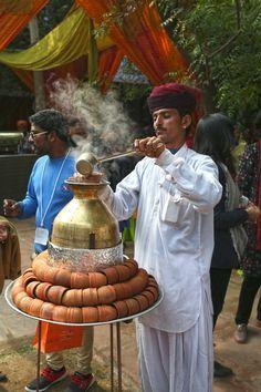 Jaipur, kulhad, tea, chai,, rajasthan, India