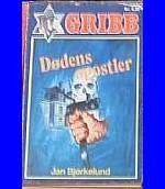 """""""Dødens apostler - Gribb-serien 17"""" av Jan Bjørkelund Comic Books, Baseball Cards, Comics, Reading, Cover, Reading Books, Cartoons, Cartoons, Comic"""