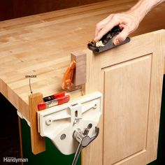 6 Incredible Cool Tips: Woodworking Garage The Family Handyman easy wood working candle holders.Woodworking Storage Step By Step woodworking garage the family handyman.Woodworking Garage The Family Handyman. Kids Woodworking Projects, Woodworking Furniture Plans, Woodworking Joints, Woodworking Workbench, Woodworking Videos, Fine Woodworking, Wood Projects, Woodworking Techniques, Woodworking Classes