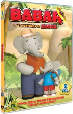 Babar e as Aventuras de Badou Vol.2