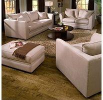 *** Sam's Club - $1,498.00 - Cosby Queen Sleeper Sofa set inc. loveseat, chair, & ottoman in khaki.