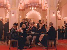 Figurino: O Grande Hotel Budapeste The Grand Budapest Hotel Wes Anderson Milena Canonero