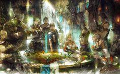 370 melhores imagens de Final Fantasy XIV: A Realm Reborn