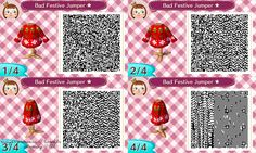 purfectpeach: updated my ables for the winter :3 - Animal Crossing New Leaf