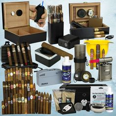 12 Deals of Christmas! There are some great gift ideas for any cigar lover :) #cigars #gifts #christmas