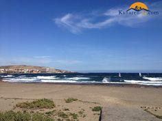 Playa El Cabezo - Surferparadies im Süden von Teneriffa