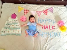 Media Preview Monthly Baby Photos Photoshoot Themes Half Birthday Photography Gallery