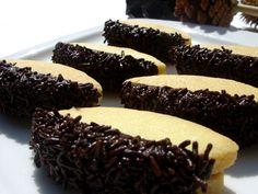 recette Sablés au chocolat noir : Gâteau marocain, Cuisine Femme Zoom, Recettes de cuisine ...