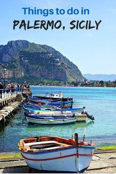 De leukste dingen om te doen in Palermo op het eiland Sicilië.