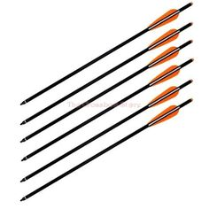 The Carbon Arrow – 20″ & 22″ - These carbon arrows have a nicely crafted body with steel field point tips. Great for all kinds of crossbows. They hold high tolerances for weight, spine, and straightness#CarbonArrows #Archery #Crossbow #Crossbows #Arrows #Arrow #Target #BestArrows #AluminumArrows   Product Page - http://www.thecrossbowstore.com/Wizard-20-Carbon-Arrow-6-Pack-p/mk-ca20.htm