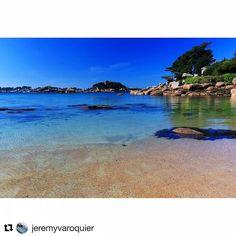 #Repost @jeremyvaroquier  Ça donne envie hein !!!! Belle soirée à vous ! #bretagne_focus_on #igersbretagne #jaimelabretagne  #madeinbzh #bretagne #bretagnetourisme  #igersfrance #igers #bzh #portdattache #pictureoftheday #exposition #shot #exposure #photography #brittany #bestofbretagne #cotesdarmor #plage #ploumanach #seascape #horizon #coastline #naturephotography #hdr_beautiful_landscapes #paradise #bluesky #hdr #ShareMySea