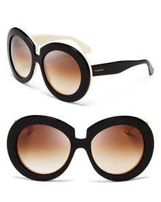 Valentino Oversized Round Sunglasses $365 http://www1.bloomingdales.com/shop/product/valentino-oversized-round-sunglasses?ID=1136276&CategoryID=1004297#fn=spp%3D20%26ppp%3D96%26sp%3D1%26rid%3D%26spc%3D36