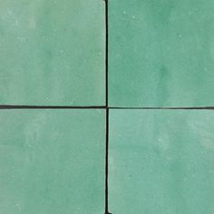 Spring water moroccon tiles from Habibi