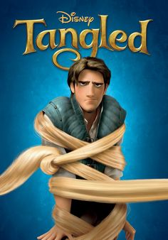 "Poster Tangled ""Enredados"" (Movie 2010)"