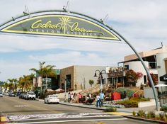 Solana Beach: This town is the laid-back, more casual sister of Del Mar.