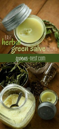Do you want to know how to make an herbal salve? Here are Top 7 DIY Healing Salves that every home should have - 1. How to make a Summer Salve