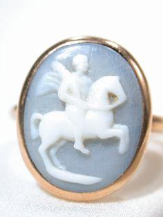 Rare Cameo Jewelry