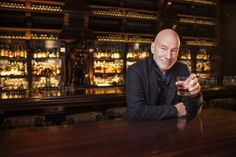 Interview: Sir Patrick Stewart on Twitter, Brooklyn, Broadway and more