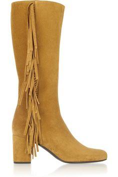 Winter trends 2015: coole laarzen. Van H&M en Zara tot Saint Laurent en Gucci. Een paar designer boots zijn een must. Echt de winter trends voor 2015.