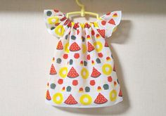 photo by mie. Handmade Baby, Diy And Crafts, Kids Outfits, Summer Dresses, Sewing, Children, Clothes, Fashion, Clothing