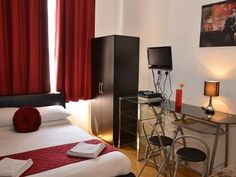 Modern Double Studio Apartment in Central London from £ 490 per week.