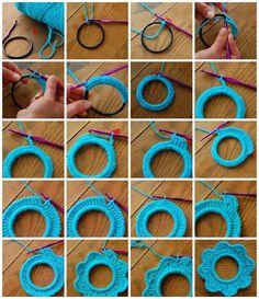 ¡¿...de Iaies?!: Crochet Monday