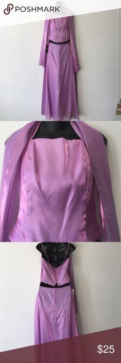 Prom dress Purple 2 piece dress Dresses Prom