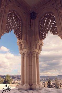 Architecture de la mosquée de Constantine