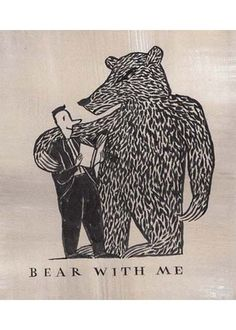 """""""Bear With Me"""" by Jeffrey Fisher"""
