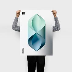 Loving the simplicity of these prints by Kosovo-based design studio deepyellow, featuring beautiful abstract 3D Shapes.  More graphic design Visit their website